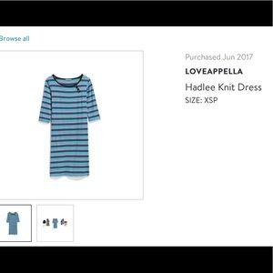Loveappella Hadlee Knit Dress